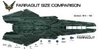 Farragut Battle Cruiser