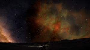 Lagoon-Nebula