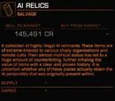 AI Relics