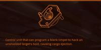 Limpet Controller/Hatch Breaker