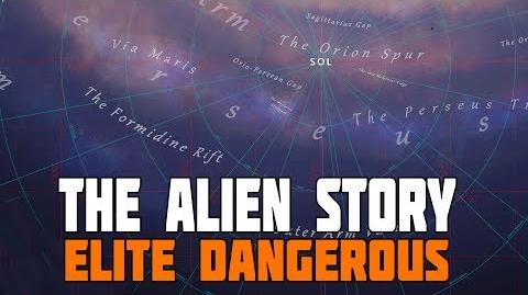"Elite Dangerous - The Alien Story - Part 4 ""A Mystery Revealed"""