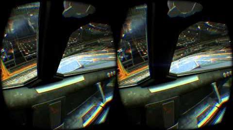 Elite Dangerous Oculus Rift DK2 - VIPER COCKPIT-0