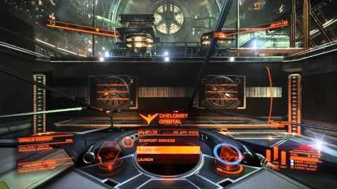 Elite Dangerous - Space Traffic Control
