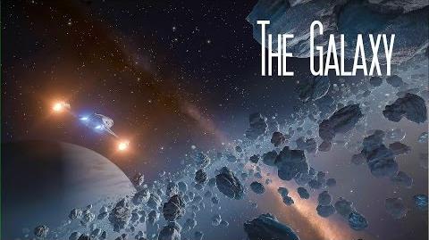 Elite Dangerous - The Galaxy