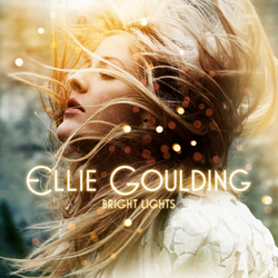 Ellie Goulding - Bright Lights album cover