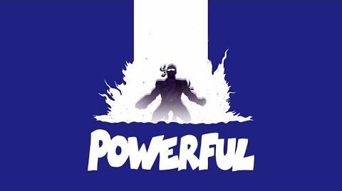 Major Lazer - Powerful (feat