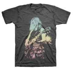 Rainbow Guitar T-Shirt: £30.00