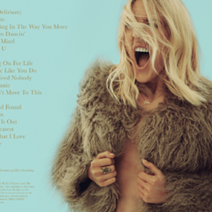 Deluxe tracklisting of the album