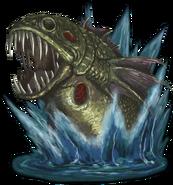 Zombie Barracuda