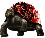 Volcanic Turtle