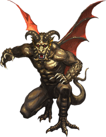 Greater Demons Guide