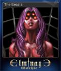 Elminage Gothic Card 6