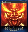 Elminage Gothic Card 4
