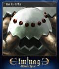 Elminage Gothic Card 8