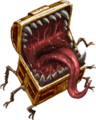 Aggresive Mimic