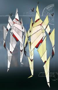 Silversage & Goldsage render