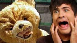 Smosh KILLER TEDDY BEAR!