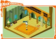 Nicktropolis Manny's Bedroom