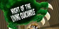 Night of the Living Guacamole