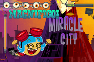 Nicktoons Superstuffed Miracle City Sign Win