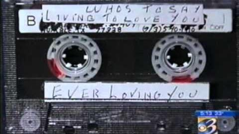 Elvis Presley Never released Song - Living to Love You