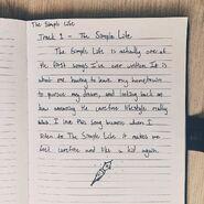 Track 1 Simple Life