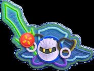 Yarn Meta Knight
