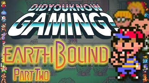 EarthBound Part 2 - Did You Know Gaming? Feat