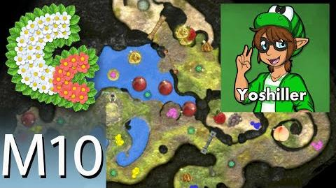 Pikmin 3 - Mission 10- Shaded Garden Remix with Yoshiller2