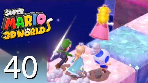 Super Mario 3D World - Episode 40- Champion's Road 2