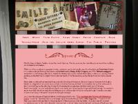 Screenshot EA website opheliac