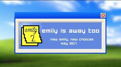 Emily Is Away Too Wiki