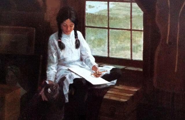File:Old Illustration Emily of New Moon novel book cover.jpg
