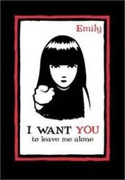 Emily-i-want-you-leave-me-alone-journal-chronicle-books-hardcover-cover-art