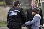 Debbie arrested