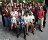 Emmerdale cast 1990