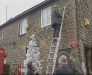Emmie vic up ladder 1994