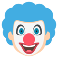 Clown Emoji - Emoji One