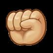 File:Oobi Grampu Hand Raised Fist Emoji - Samsung.png