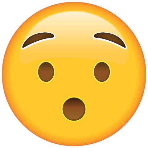 File:Hushed Face Emoji large.png