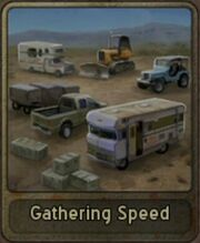 Gathering Speeed