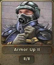 Armor up II