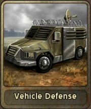 Vehicle Defense
