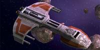 Maruader Missle cruiser