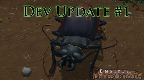 Empires of the Undergrowth Update - Game Overview