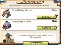 Militärischer Erfolg (German Mission text)