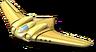 Gold Horten Bomber