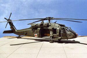 Medivac Chopper