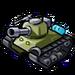 Goal Sherman Tank