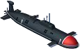 Hunter-Killer Gunboat Front